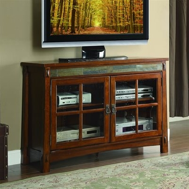 Falls TV stand