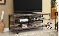 The Wheel TV console
