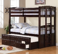 Charlie Twin Bunk Bed
