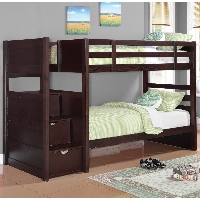 Elliott twin/twin bunk bed