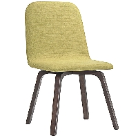 Assert dining side chair in green