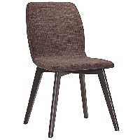 Proclaim dining side chair in mocha