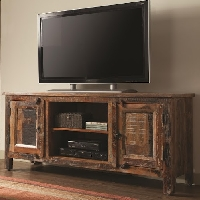 Reclaimed TV stand #700303