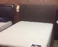 Wicker Queen Bed