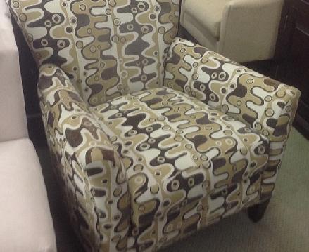 9830 Green Multi Chair