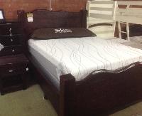 Custom Reclaimed Queen Bed